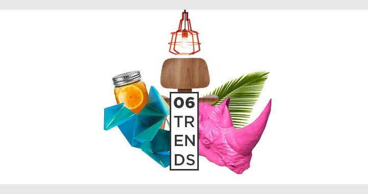 6 tendências de design de interiores para 2016 (e além)