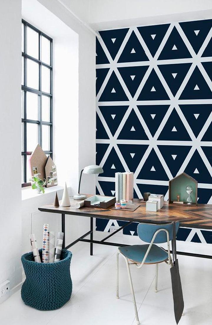 Padrões geométricos: 15 imagens e dicas para você adotar o estilo em casa