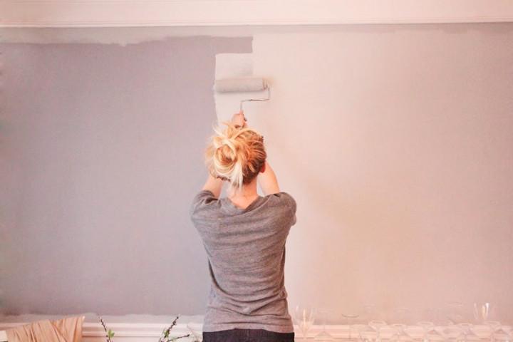 Tutorial: pinte você mesmo as paredes de casa