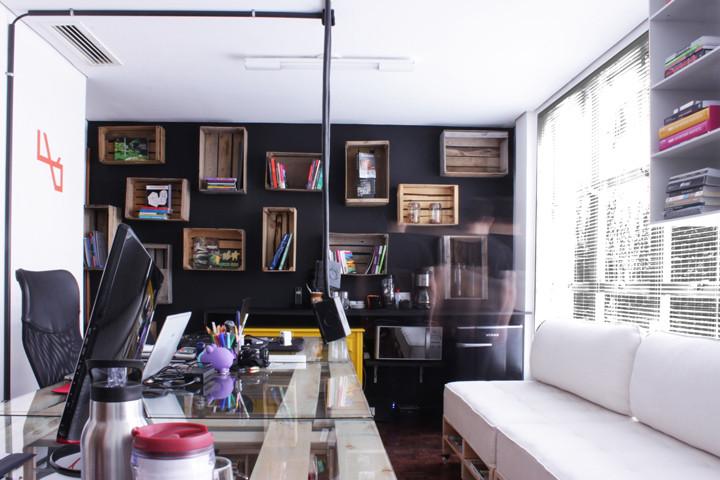 Mão na massa: arquitetos criam o próprio escritório a baixo custo
