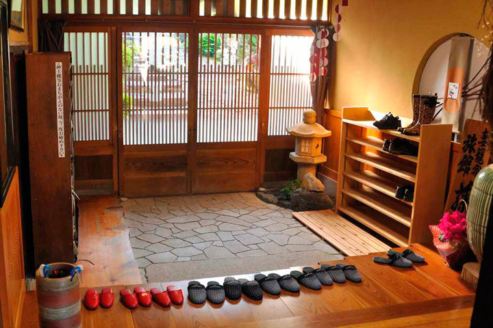 Descubra porqu os japoneses tiram os sapatos para entrar for Take a picture of a room and design it