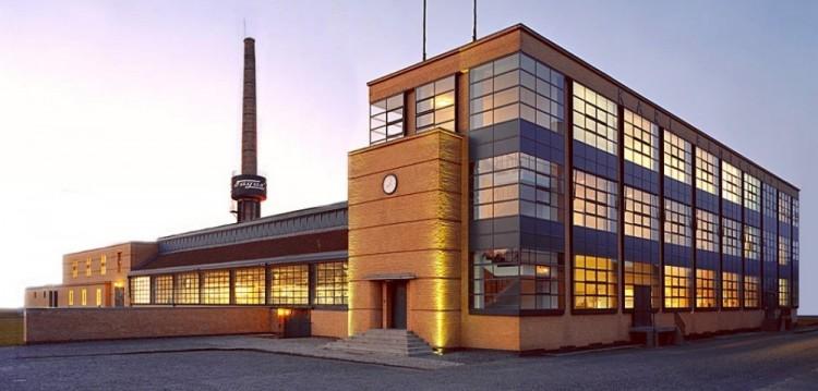 Fábrica Fagus, de Walter Gropius