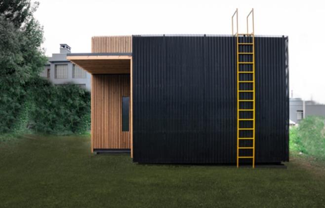 B home as casas modulares de a o entregues em at 4 meses - Casa modular acero ...