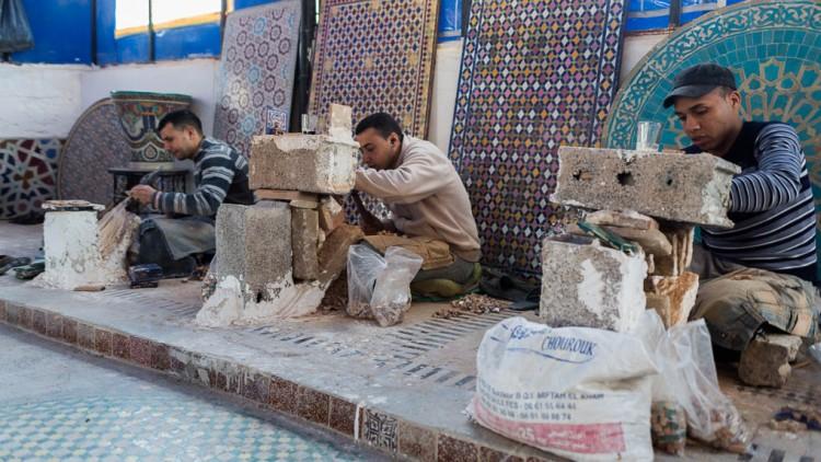 azulejos marroquinos bimbon