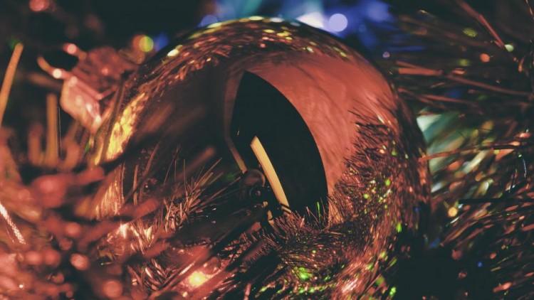 Decoração cool de Natal