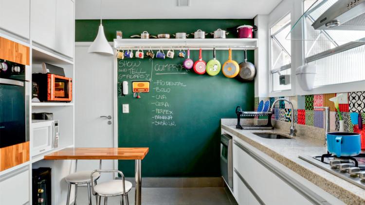Guia de decoração de cozinhas com o estilo Pop