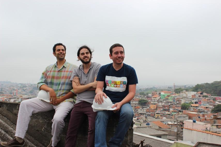 Fernando Assad, Marcelo Coelho e Igiano Souza