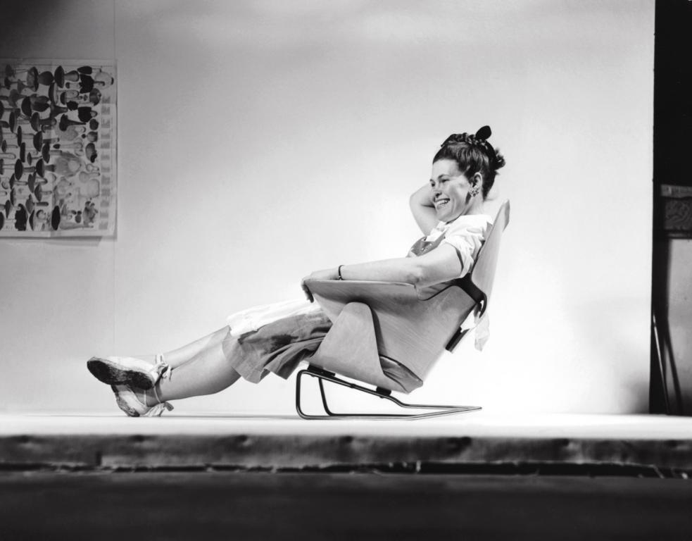 Ray Eames, arquiteta e designer (1912–1988)