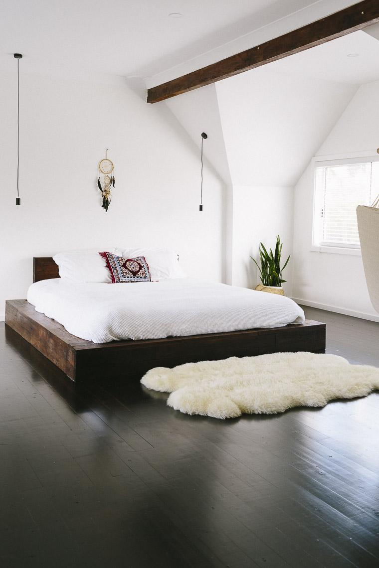 simplicidade na decoração