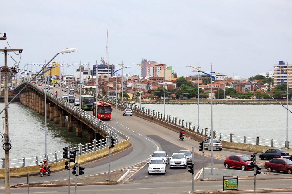 Ponte José Sarney, em São Luis - MA