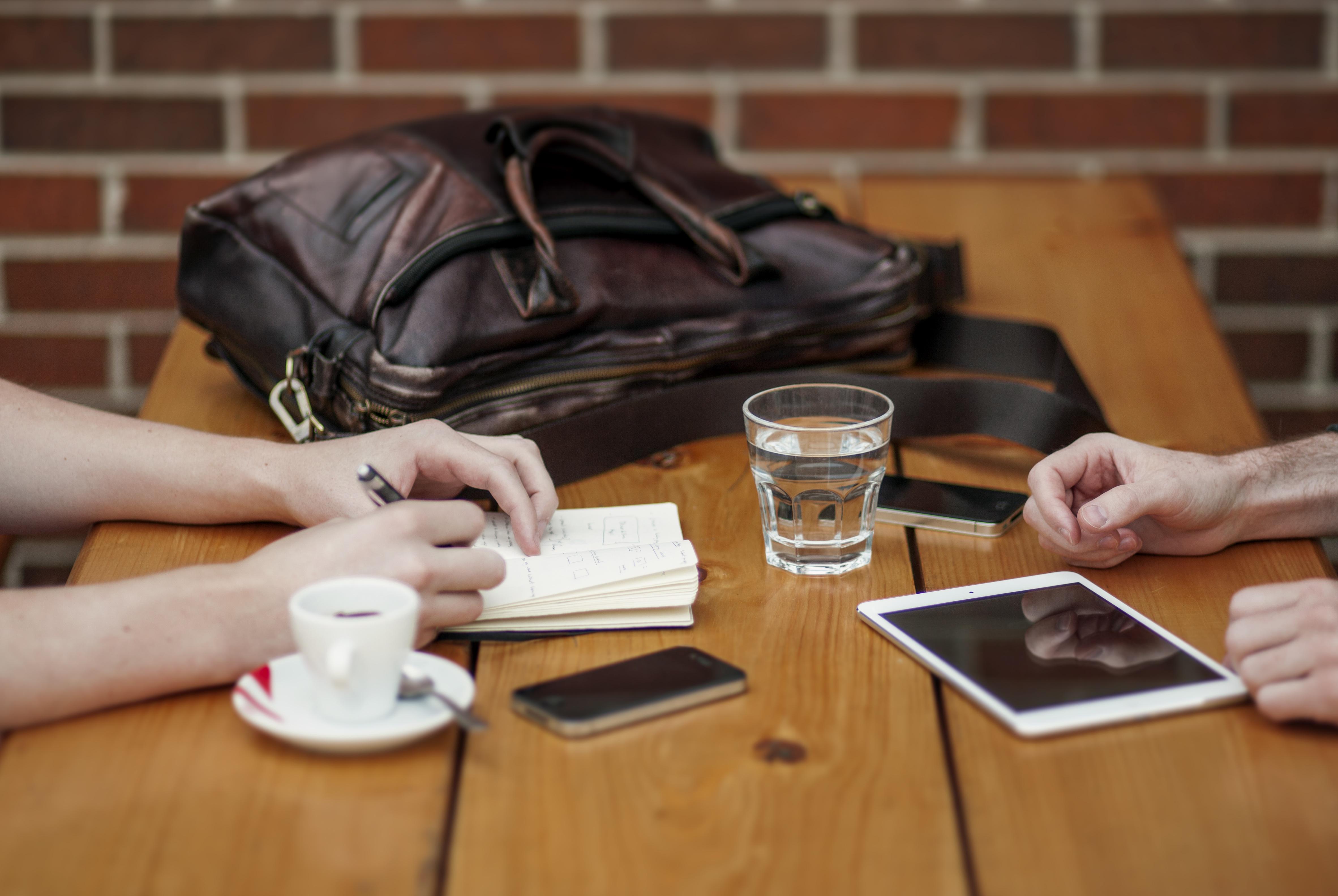 Como um arquiteto prepara o primeiro contato com o cliente