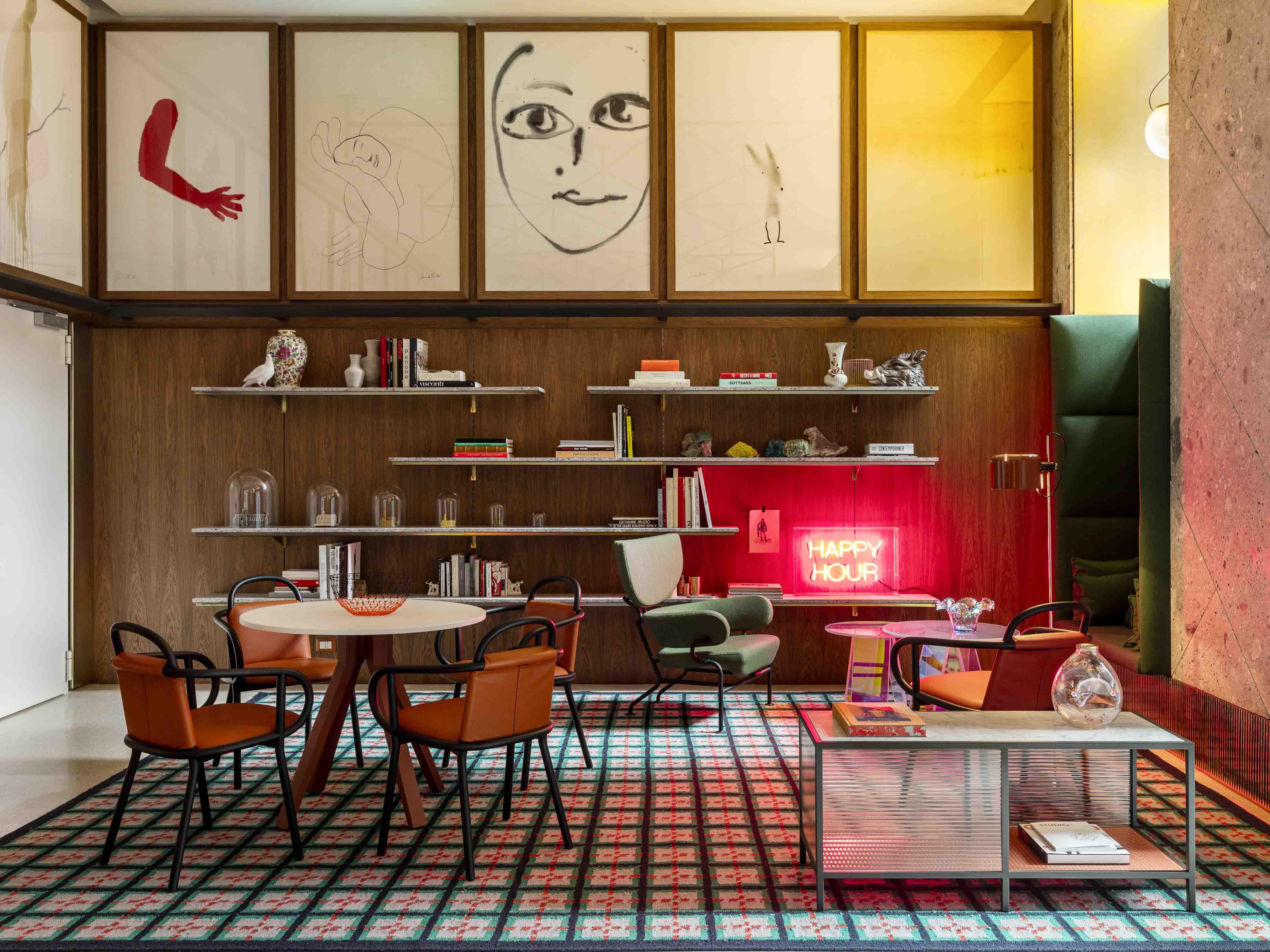 Hotel Giulia | Patricia Urquiola