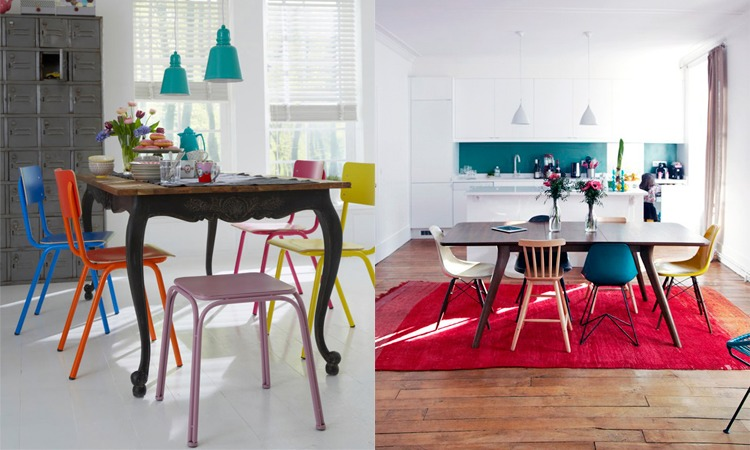 4d19222e34236 ... Cadeiras diferentes  18 inspirações e dicas para apostar na tendência  ...
