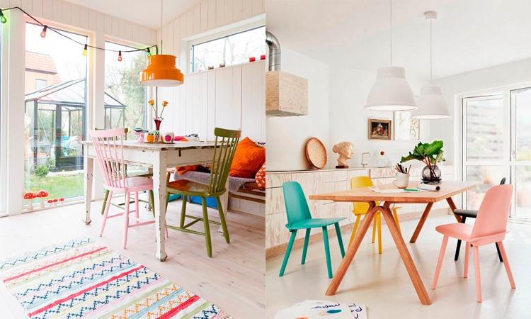 9526abc2a4bdf Cadeiras diferentes  18 inspirações e dicas para apostar na tendência ...
