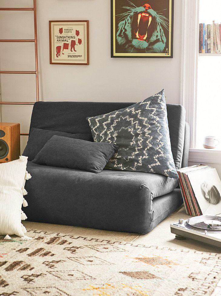 Decoração oriental: 20 ideias de ambientes com futons