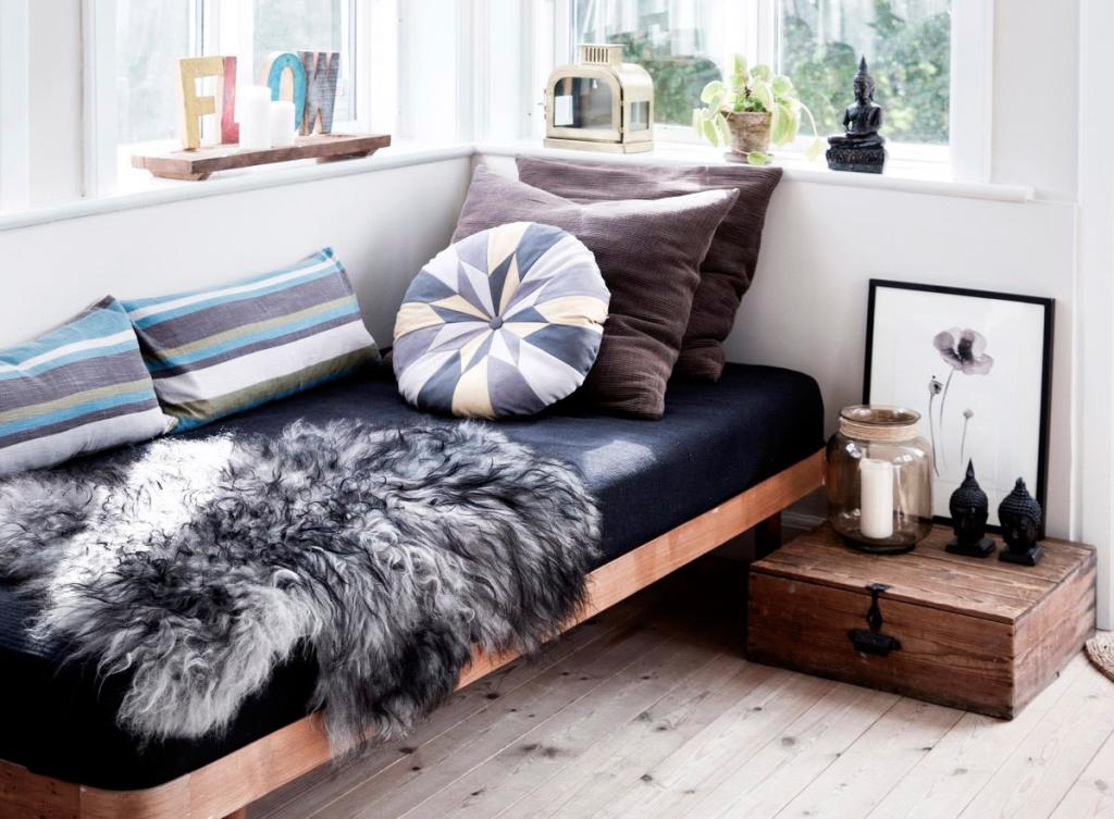 Decoração oriental: 20 ideias de quartos com futons