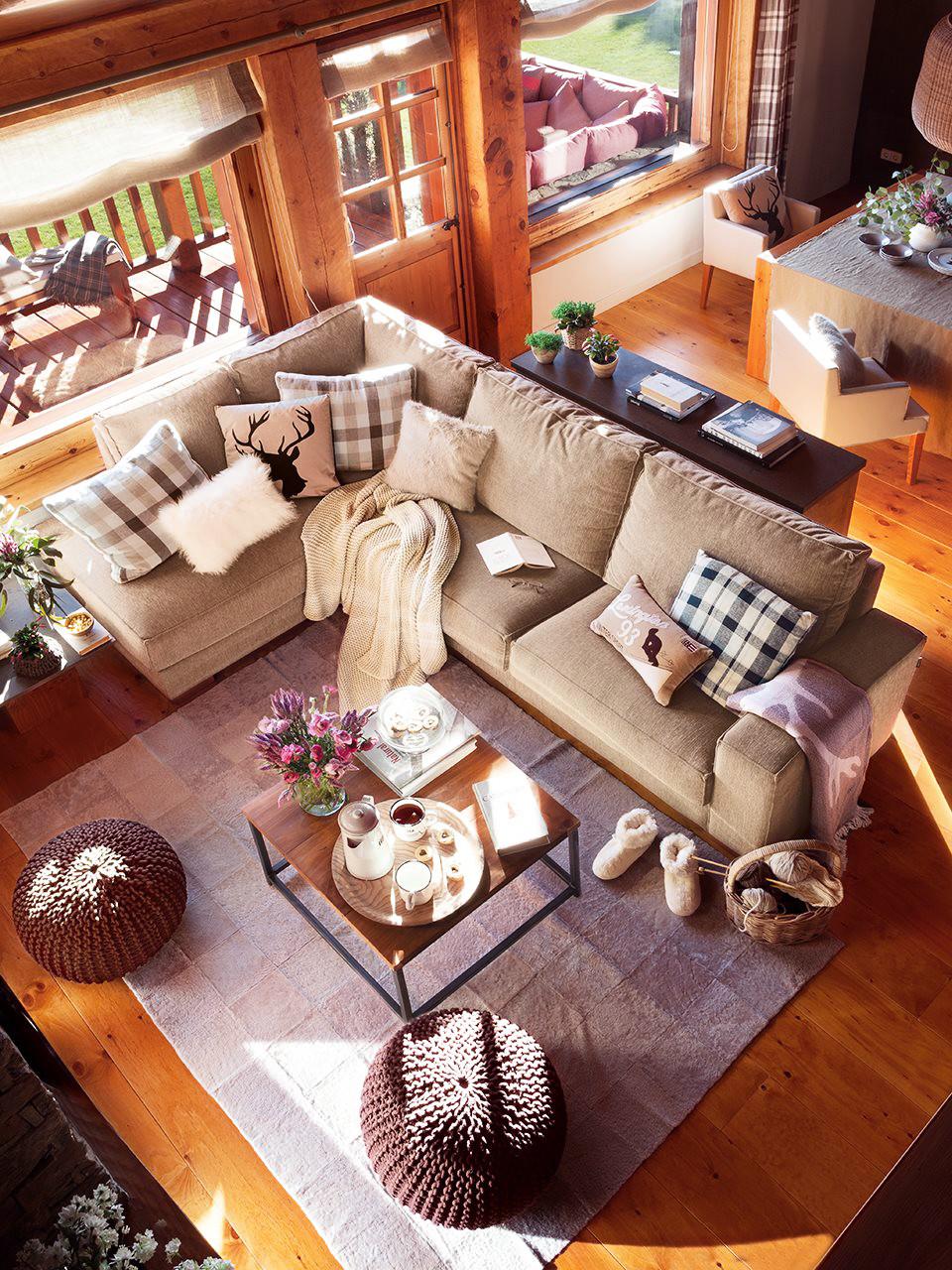 8 dicas de decoração para preparar a casa para o Inverno