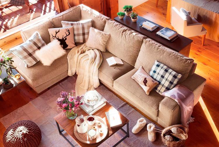 8 dicas de decoração para preparar a casa para o frio