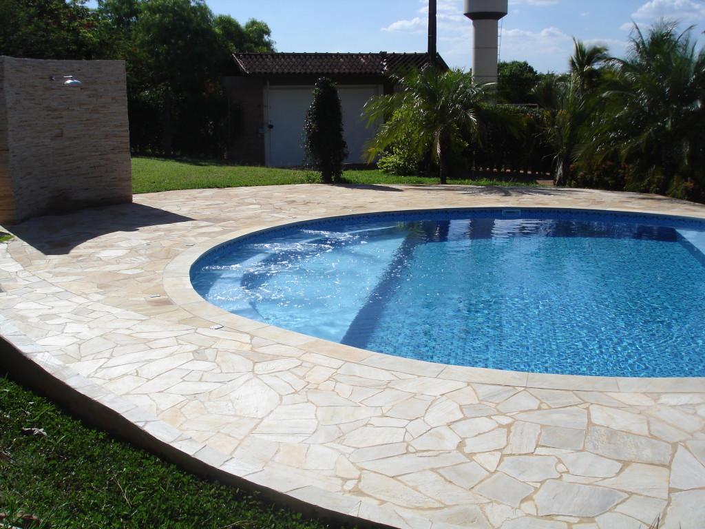 Pedras naturais em casa saiba como utilizar - Ver piscinas ...
