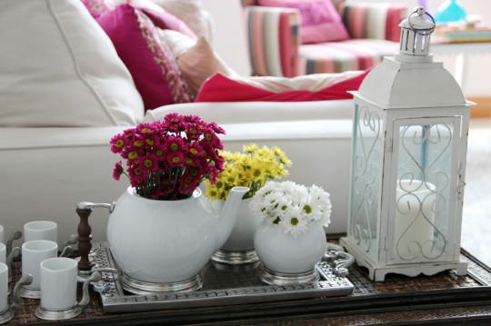 7 Ideias para florir sua casa com objetos criativos