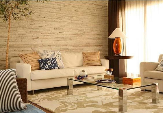 Saiba como decorar sua casa com pedras naturais