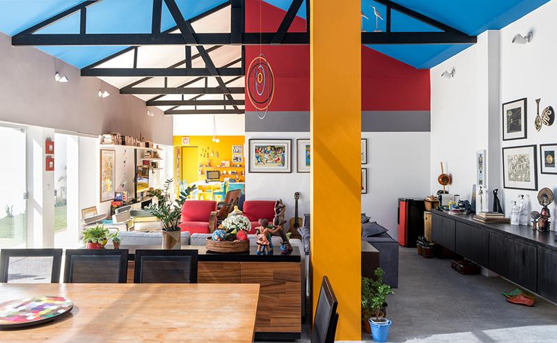 Residência Butantã, projeto assinado por Rodrigo Othake.