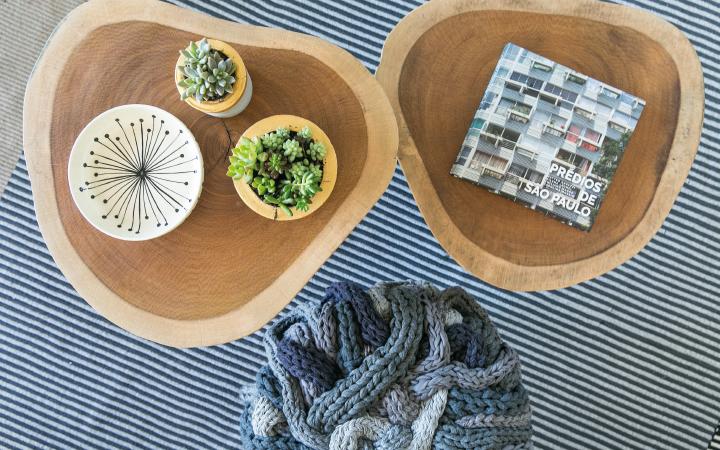 Urda: técnica artesanal milenar dá forma a tapetes com estampas contemporâneas