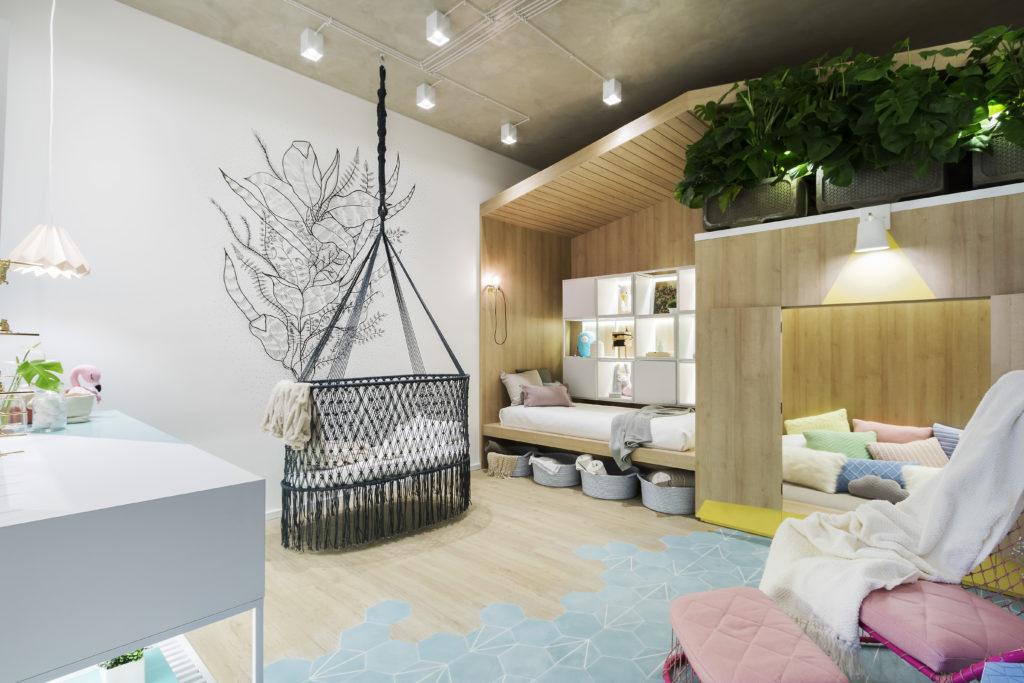 Projeto Quarto do Bebê premiado pela CasaCor 2017