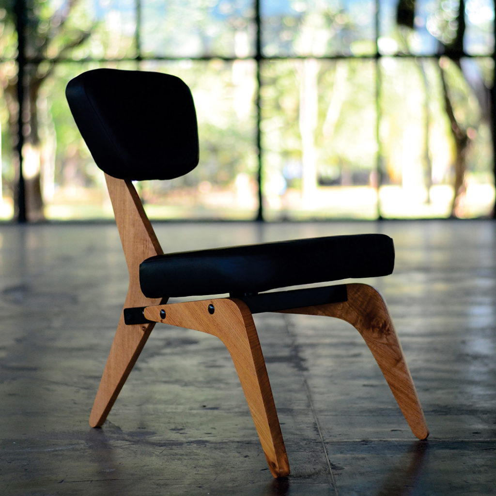 Cadeira Boomerang