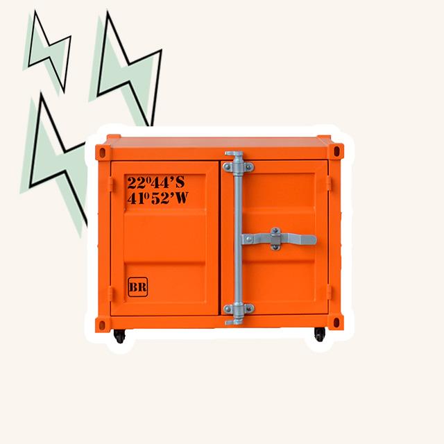 Armário Container Mini Bierbox
